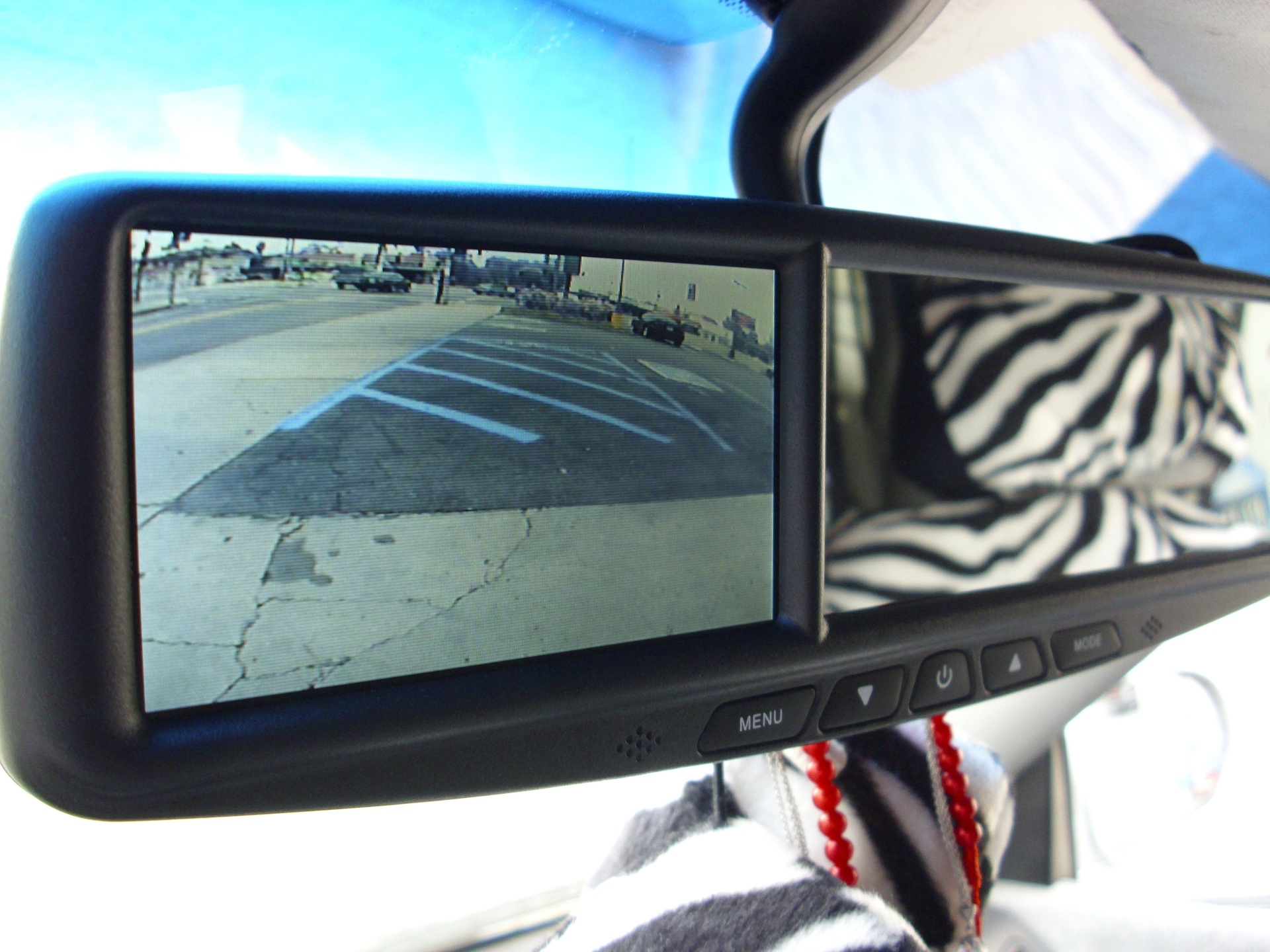 Rear View Monitor